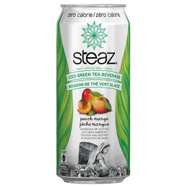 Steaz Iced Teaz Peach Mango