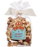 Saxon Chocolates Gingerbread Pop Sensation