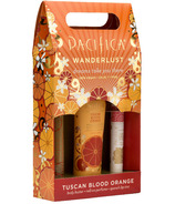 Pacifica Wanderlust Set Tuscan Blood Orange