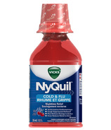 Vicks NyQuil Cold & Flu Multi-Symptom Relief Liquid