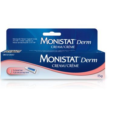 MONISTAT Derm Miconazole Nitrate Cream