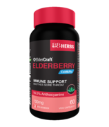 88Herbs Elderberry Premium Eldercraft 14% Anthocyanins