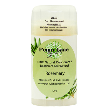 Penny Lane Organics Natural Deodorant - Rosemary