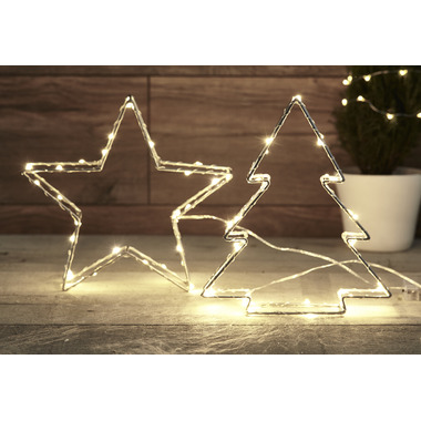 Harman Tree Standing LED Light Clear