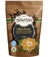 Pilling Foods Good Eats Organic Golden Flax Seeds