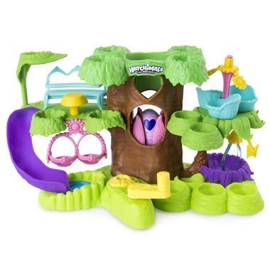 Hatchimals CollEEGtibles Hatchery Nursery Playset