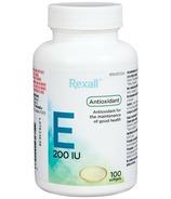 Rexall Vitamin E 200IU