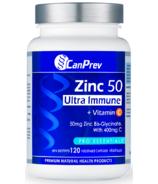 CanPrev Zinc 50 Ultra Immune + Vitamin C