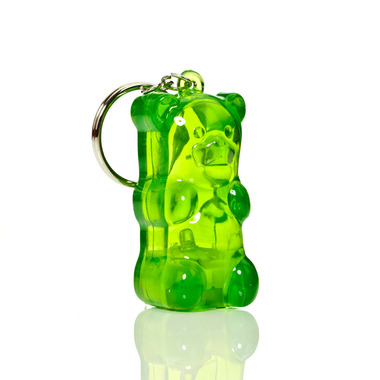 GummyGoods Keychain Green
