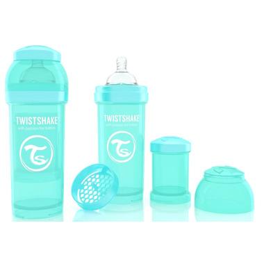 Twistshake Anti-Colic 260ml Bottle Turquoise