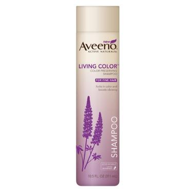 Aveeno Living Color Shampoo