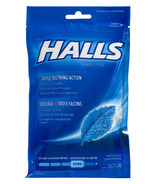 Halls Lozenges Menthol-Lyptus Regular