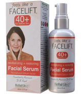Herbal Glo Facelift 40+ Facial Serum