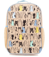 SoYoung Curious Cats Grade School Backpack
