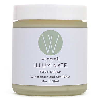 Wildcraft Illuminate Body Cream Lemongrass and Sunflower