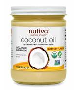 Nutiva Buttery Refined Coconut Oil