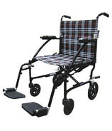 Drive Medical Fly-Lite Aluminum Transport Chair