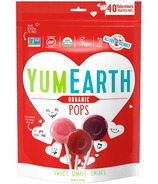 YumEarth Organic Valentine's Wrapped Pops