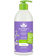 Nature's Gate Lavender Body Lotion