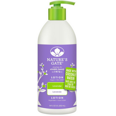 Nature\'s Gate Lavender Body Lotion