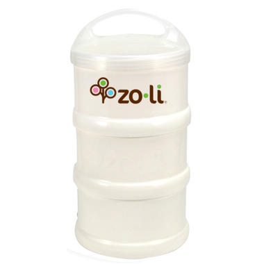 Zoli Sumo Snack Stacker White