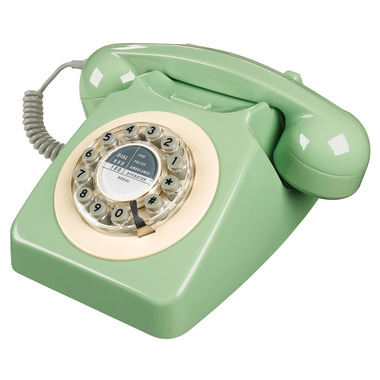 Wild & Wolf 746 Phone Swedish Green