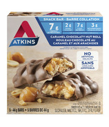 Atkins Snack Bars Caramel Chocolaty Nut Roll