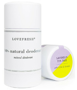 Lovefresh Lavender Tea Tree Natural Cream Deodorant Stick
