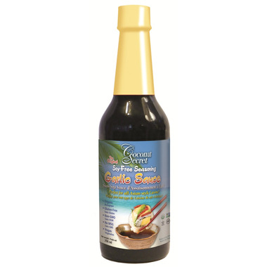 Coconut Secret Organic Coconut Soy Free Garlic Sauce
