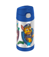 Thermos FUNtainer Stainless Steel Water Bottle Paw Patrol