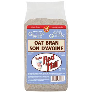 Bob\'s Red Mill Gluten Free Oat Bran