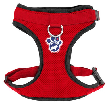 Canada Pooch Everything Harness Red Sizes XS-XL