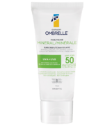 Ombrelle Face Mineral Hydrating Sunscreen Lotion SPF 50