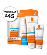 La Roche-Posay Sun Protection Anthelios XL Melt-in Cream SPF 50 Value Set