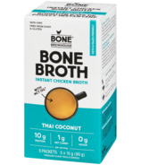 Bone Brewhouse Thai Coconut Instant Chicken Bone Broth