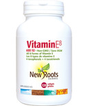 New Roots Herbal Vitamin E8 400 IU
