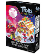 Cookies United Trolls World Tour Mini Party Pop Cookie House