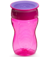 Wow Cup Kids Tritan 360 Spill-Free Cup Pink
