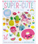 Make Believe Ideas Super Cute Sticker Activity Book