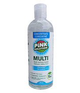 Pink Solution Multi All Purpose Cleaner Concentrate Unscented
