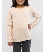 BRUNETTE The Label Brunette Crew Peach Crush