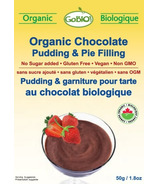 GoBio Organic Chocolate Pudding