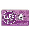 Glee Gum All Natural Mixed Berry Gum