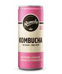 Remedy Organic Kombucha Raspberry Lemonade