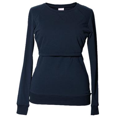 Boob B. Warmer Sweatshirt with Organic Cotton Size S-XL