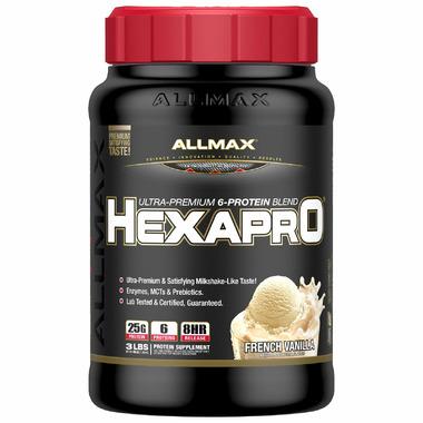 Allmax Hexapro Protein French Vanilla