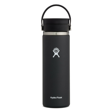 Hydro Flask Wide Mouth With Flex Sip Lid Black