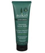 Sukin Detoxifying Facial Scrub