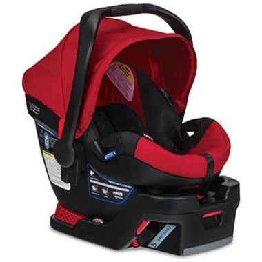 Britax B-Safe 35 Infant Car Seat Red