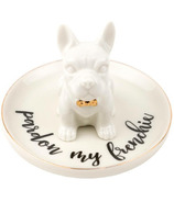Eccolo Trinket Tray Frenchie